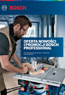 Bosch - ulotkaT3.2021 - Oferta nowości i promocji Bosch Professional