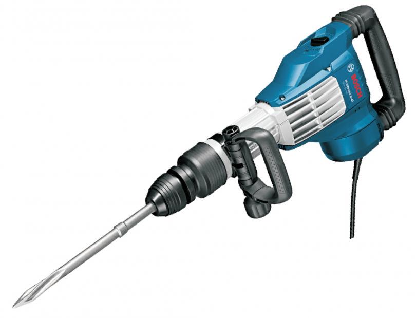 Bosch - młot udarowy z uchwytem SDS-max GSH11VC